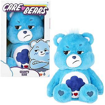 Pflege Bären 14 Zoll Medium Plüsch - Grumpy Bär