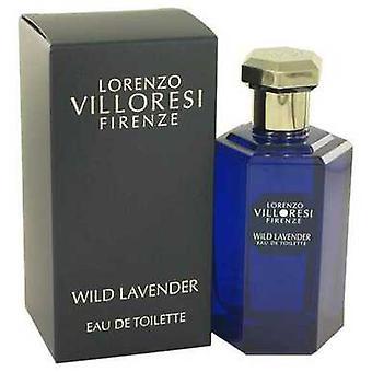 Lorenzo Villoresi Firenze Wild Lavender By Lorenzo Villoresi Eau De Toilette Spray 3.3 Oz (men)