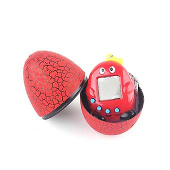Nostalgische virtuelle Cyber elektronische Dinosaurier Eier Haustiere