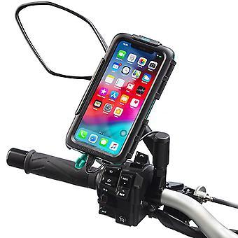 Apple iphone 12 pro max vedenpitävä kotelo peilikiinnityssarjat