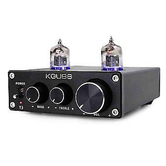 KGUSS T3 6J1 Treble Bass Adjustment Předzesilovač vakuového zesilovače s předzesilovačem trubice