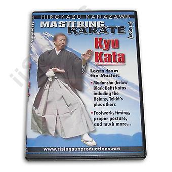 Maîtriser le karaté #4 Kyu Kata Dvd Hirokazu Kanazawa -Vd6626A