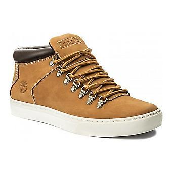 Herren Casual Sneaker Timberland Alpine Chukka A1IYN Braun