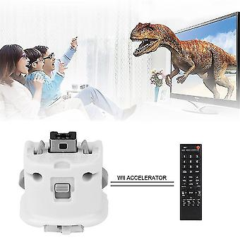 Motion Plus Motionplus Adapter Sensor For Nintendo Wii Remote Controller
