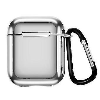 Vhodné pre Airpods 3 generácie galvanické TPU ochranné puzdro Apple Bluetooth bezdrôtové