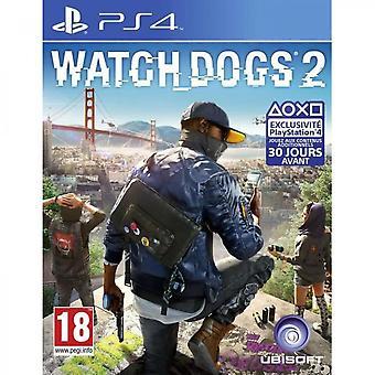 Titta på hundar 2 Ps4 Spel