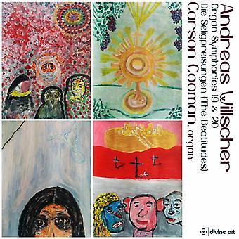 Willscher / Cooman - Organ Works [CD] USA import
