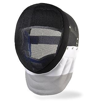 Masque d'escrime, masque de foil 350nw, équipement et équipements de clôture de casque de foil
