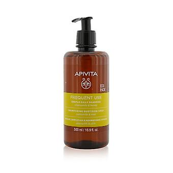 Apivita Gentle Daily Shampoo with Chamomile & Honey (Frequent Use) 250ml/8.45oz