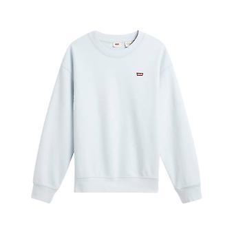 Levi's Sweat-shirt à col roulé standard Céleste