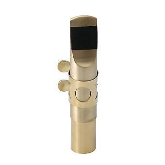 Saksofoni suukappaleet tenori saksofoni suukappale 9# asetettu messinki soittimen vaihto työkalu