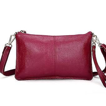 Genuine Leather Crossbody Small Clutch Bags