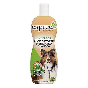 Espree Aloe ovsené vločky šampón - 20 oz