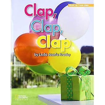 ROYO READERS LEVEL A CLAP CLAP CLAP