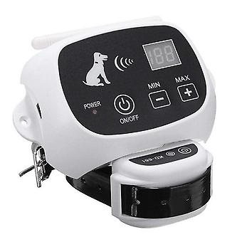 Wireless Dog Fence Remote System Big Dogs Electronic Fenc Device Waterproof Pet