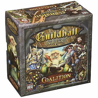 Board games alderac entertainment ald05853 guild hall fantasy coalition board game