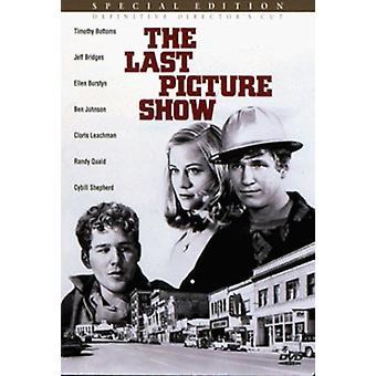 Letzte Bild Show [DVD] USA import