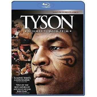 Tyson [Blu-Ray] USA import