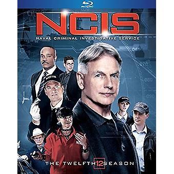 NCIS: Die zwölfte Saison [Blu-Ray] USA import