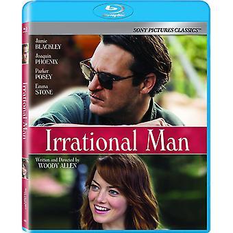 Irrational Man [Blu-ray] USA import
