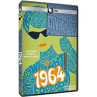 American Experience: 1964 [DVD] USA import
