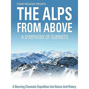 Alps From Above: A Symphony of Summits [DVD] USA import