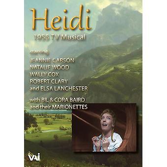 Heidi - Heidi [DVD] USA import