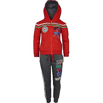 Marvel Spiderman trainingspak joggen instellen PH1072