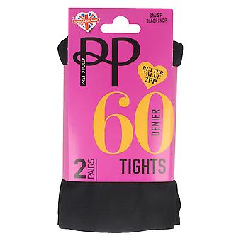 Ladies Pretty Polly Tights
