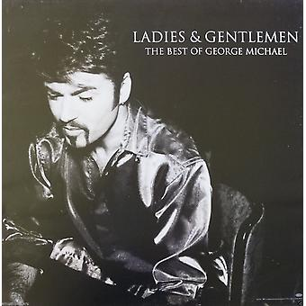 George Michael Ladies and Gentlemen Best Of Poster