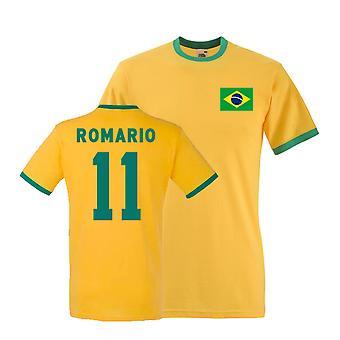 Romario ब्राजील रिंगर टी (पीला)