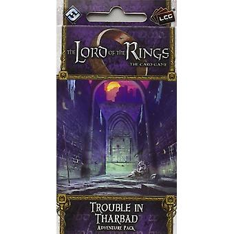 the Lord of the Rings the Card Game Expansion Trouble in Tharbad Adventure Pack
