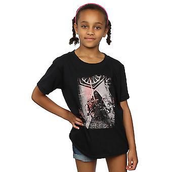Star Wars Girls Force Awakens Kylo Ren Stormtroopers T-Shirt
