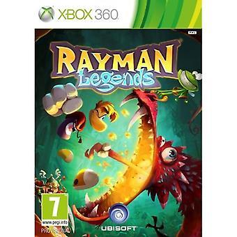 Rayman Legends Classics (Xbox 360)-fabriek verzegeld