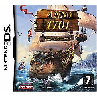 Anno 1701 (Nintendo DS)-nya
