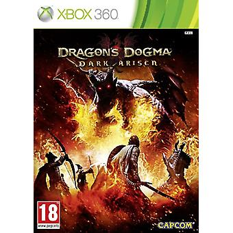 Dragons Dogma Dark uppstått (Xbox 360)-ny