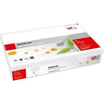 Würth Elektronik WE-VD 820 999 تصميم مجموعة متنوعة 300 أجزاء