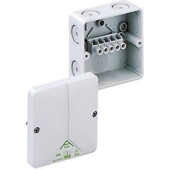 ה49040401 בקופסא המשותפת (L x W x H) 93 x 93 x 55 mm אפור IP65