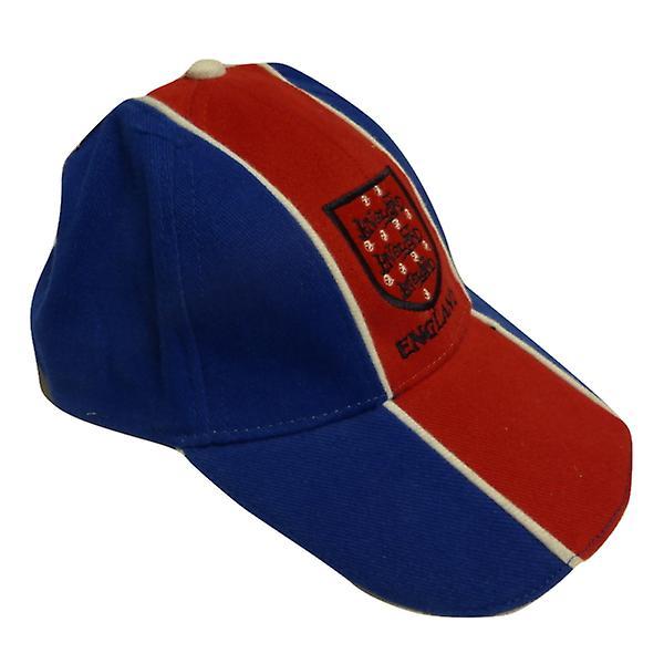 Union Jack Wear Red-White-Blue England Baseball Cap
