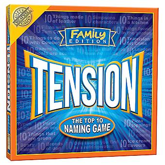 Tension - Edition familiale