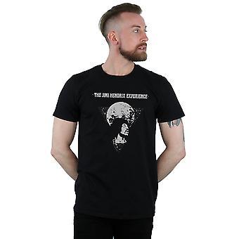 Джими Хендрикс мужской опыт треугольник футболку