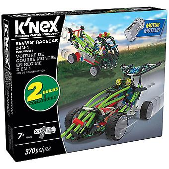 K'Nex Building Set Revvin' Race Car