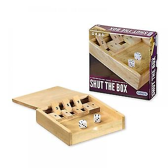 Gibsons Travel Shut The Box ***