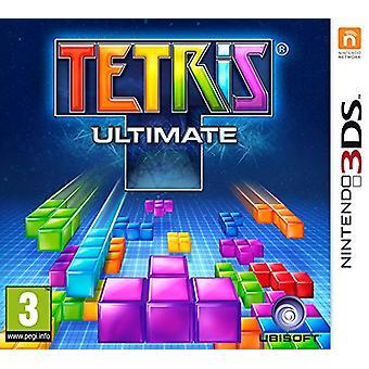 Tetris Ultimate (Nintendo 3DS)-nieuw