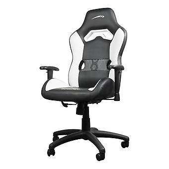 Speedlink Looter Optimised Gaming Chair with 360 Degree Swivel - Black/White