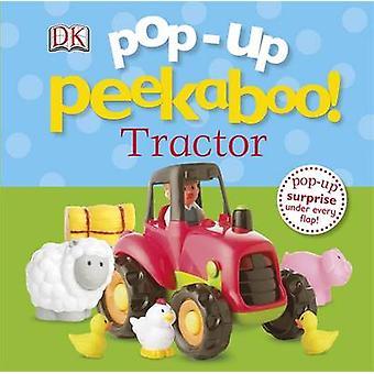 Trattore a comparsa Peekaboo di DK - 9781409349617 libro