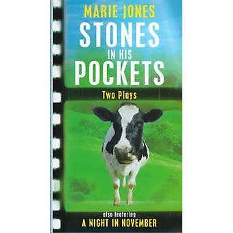 Steinene i hans lommer- og natt i November av Marie Jones - 9781854