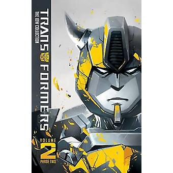 Transformers - Volume 2 - IDW Collection Phase Two  by Livio Ramondelli
