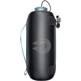 HydraPak Expedition 8L Lightweight Hydration Storage System - Chasm Black