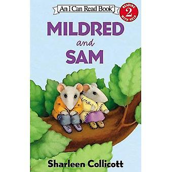 Mildred i Sam (może czytać książki)